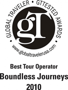 Global Traveler logo