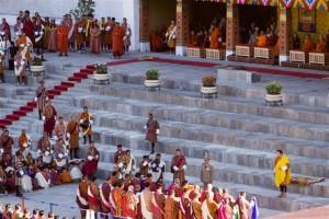 Bhutan Tours: Coronation of a New King