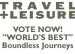 Vote Now! World's Best Tour Operator