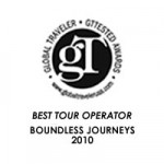 Boundless Journeys Voted Best Tour Operator