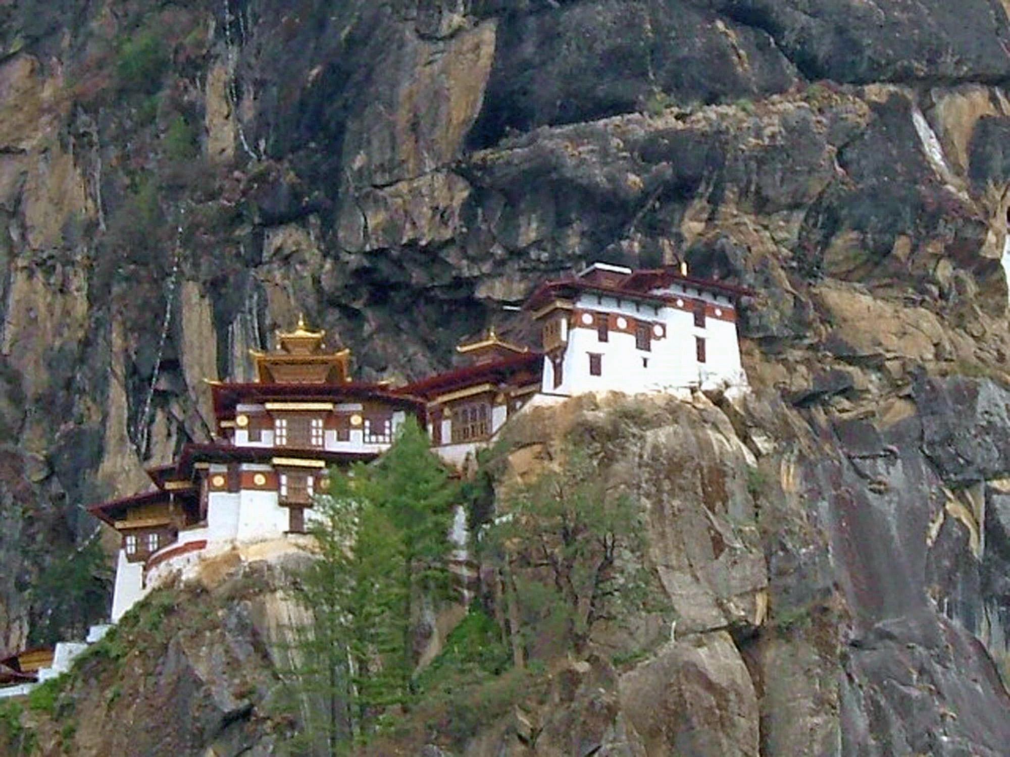 Bhutan Natural Beauty