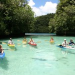Sea Kayak Palau's Many Islands