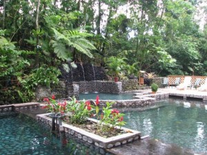 Costa Rican Hot Springs