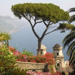 One of Ravello's many impressive vistas.