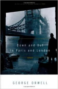 Down and Out in London and Paris Book Cover