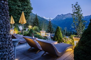 Hotel Bella Tola in Switzerland