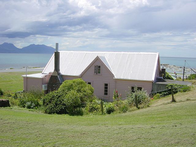Colonial homes in NZ