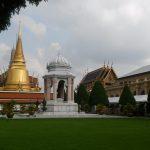 Royal Palace complex in Bangkok, Thailand