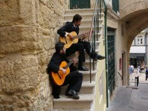 Fado music Portugal