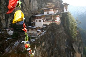 Bhutan Tiger's Nest Monastery