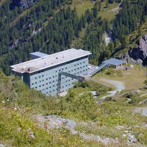 Hotel du Barrage Grande Dixence