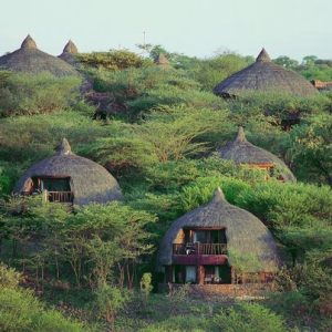 Serena Serengeti Lodge