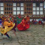 Bhutan custom tours to traditional Bhutanese festivals