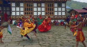 Bhutan custom tours to traditional Bhutanese festivals