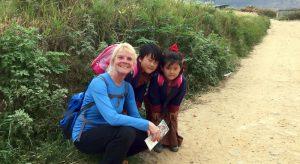 Bhutan custom tours to visit local Bhutanese children