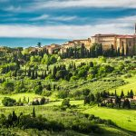 Walking tours of Tuscany through Pienza